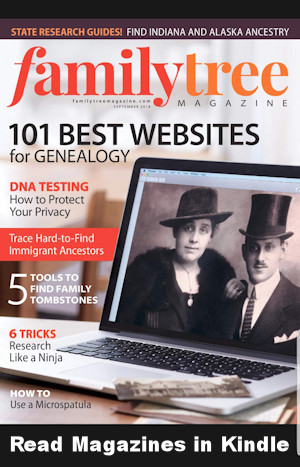 Ebook Readers - Read Magazines in Kindle - Family Tree Magazine